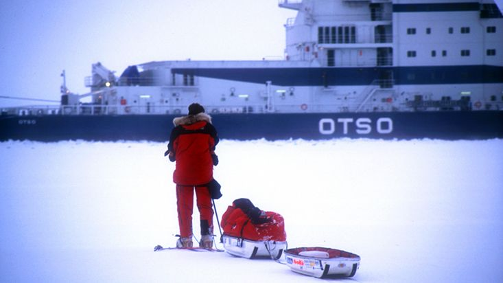 Trasbaltic 2003 expedition