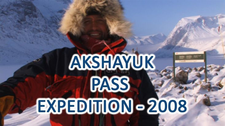 Akshayuk Pass Expedition - 2008